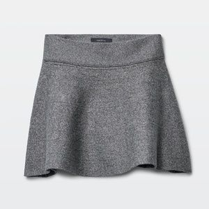 Aritzia Talula Knit Mini Skirt